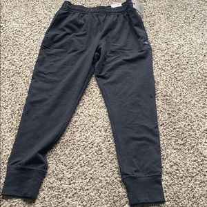 Gaiam Men's Sweatpants Medium New With Tags
